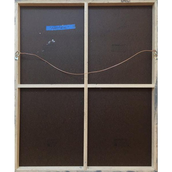 Orange Ned Martin, Nocturne (Diptych), 2018 For Sale - Image 8 of 10