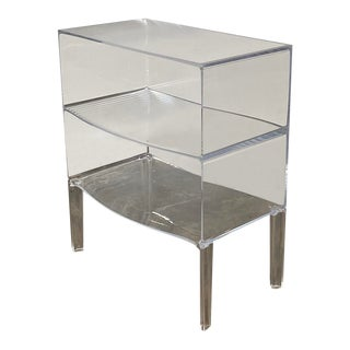 Kartell 'Ghost Buster' Cabinet by Philippe Starck For Sale