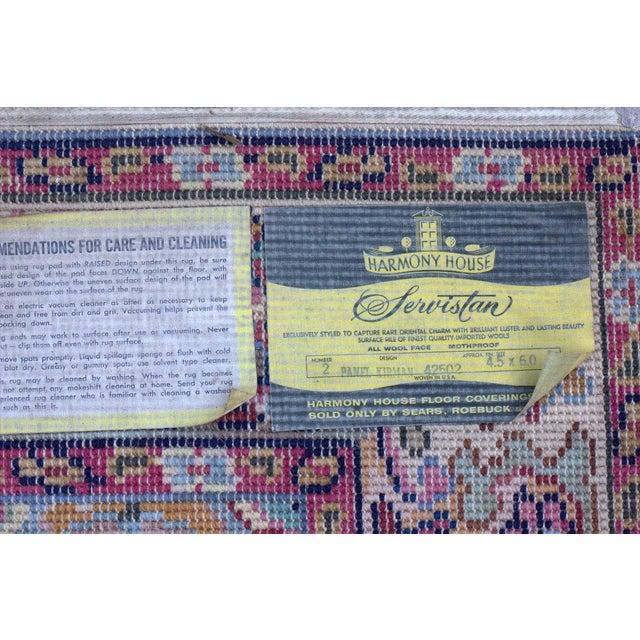 Harmony House Servistan Carpet - 4′ × 6′ - Image 10 of 11