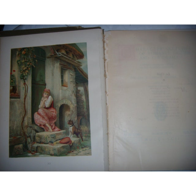 1892 Character Romance Fiction & Drama Sketches Books - Image 7 of 11