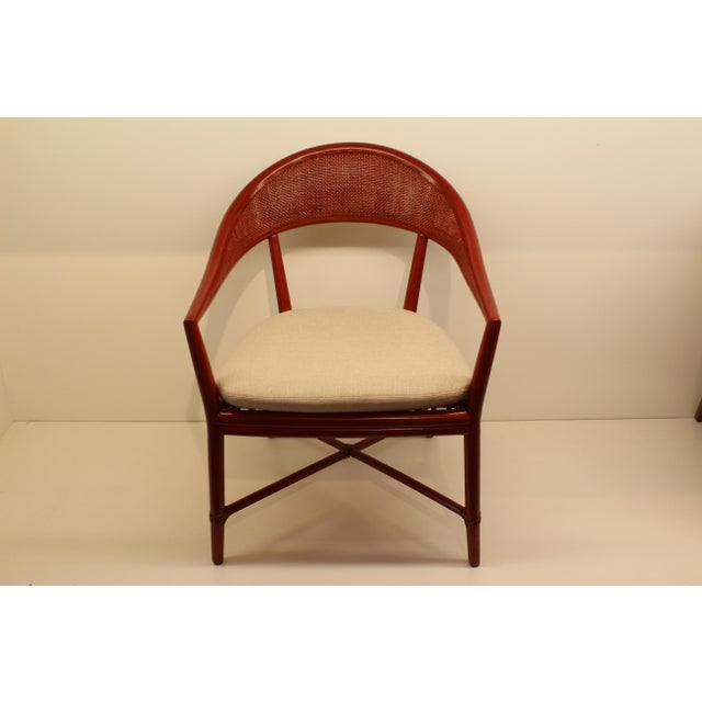 McGuire Roja Mallorca Chair - Image 2 of 7