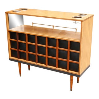 1970's Mid Century Danish Sideboard For Sale