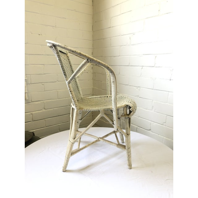 Early 20th Century Wicker Child's Chair For Sale In Atlanta - Image 6 of 13