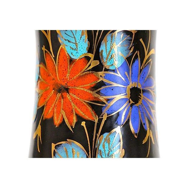 Italian Mid-Century Ceramic Vase For Sale - Image 5 of 5