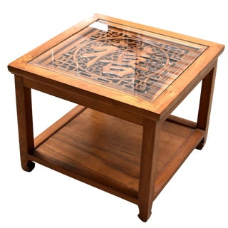 Chinese Solid Wood Coffee Table