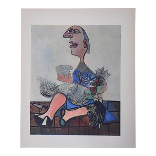 Vintage Picasso Lithograph V