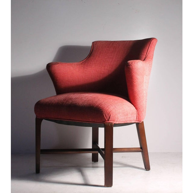 Tommi Parzinger Syrie Maugham Armchairs - 4 Chairs Available - Hollywood Regency For Sale - Image 4 of 9