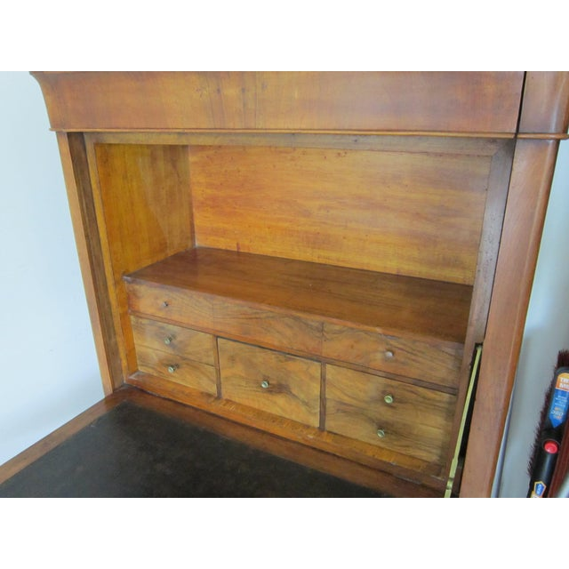 French Empire Secretary Desk For Sale - Image 4 of 5