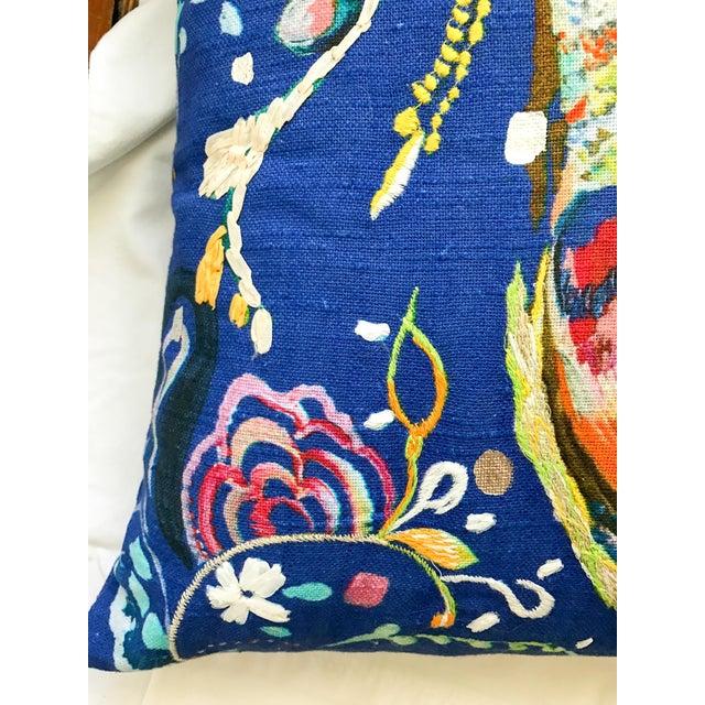 Anthropologie Starla Michelle Halfmann Owl Pillow - Image 7 of 9