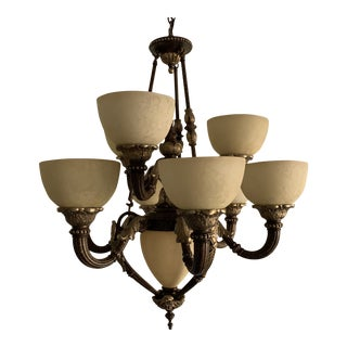 Minka-Lavery Camden Style Chandelier For Sale
