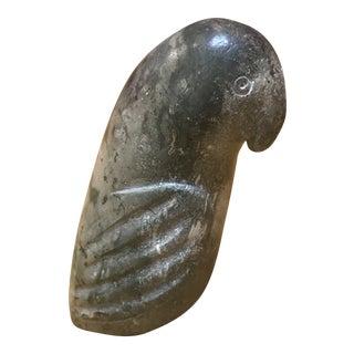 1990s James Epakohak Inuit Stone Carving Sculpture For Sale