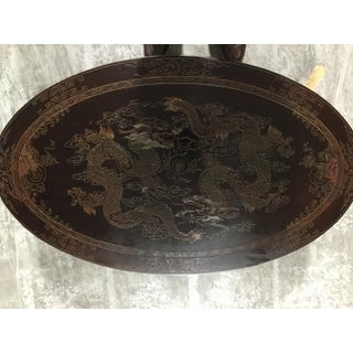 20th Century Asian Antique Dragon Coffee Table Preview