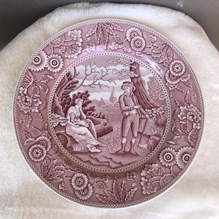 Vintage Spode Archive Collection 1816 Cake Plate Preview