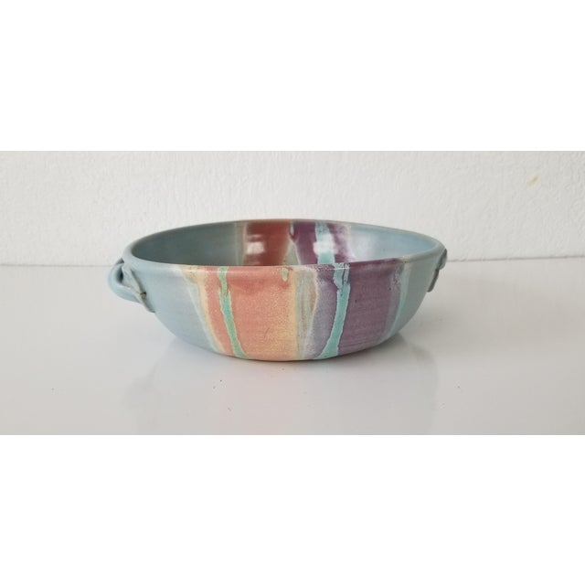 Frank Digangi Art Pottery Bowl . For Sale - Image 10 of 10