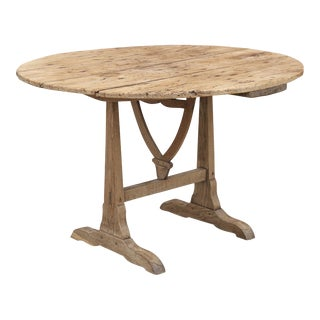 Early 19th Century French Wine Tasting Table For Sale