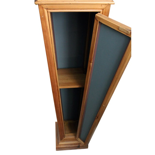 Wooden Mirrored Storage Pedestal - Image 5 of 8