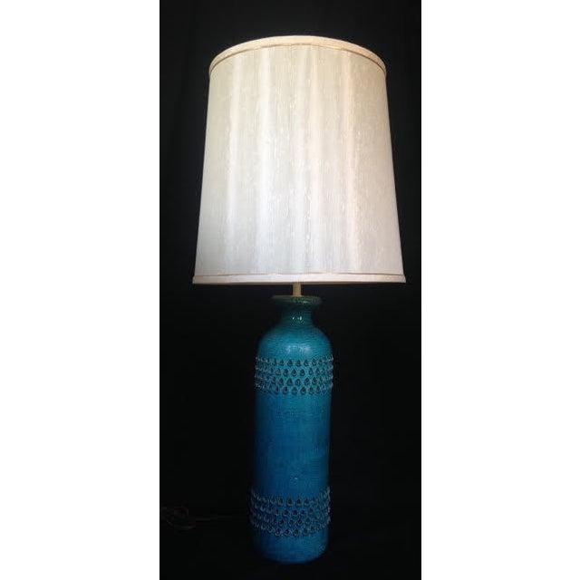 "Aldo Londi for Bitossi ""Lacrima"" Lamp - Image 2 of 5"