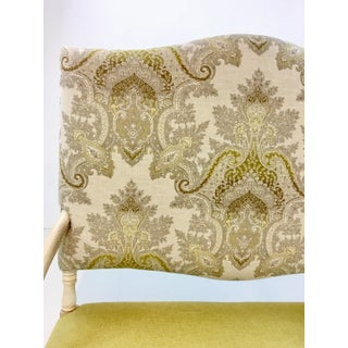 Currey & Co. French Country Windsor Settee Preview