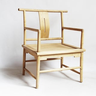 Ming Elm Arm Chair Preview
