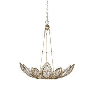 Modern Art Nuveau Chandelier For Sale