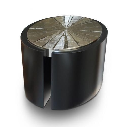 Christian Heckscher The Estrella Side Table by Christian Heckscher For Sale - Image 4 of 4
