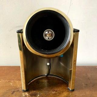 Mid Century Brass Eyeball Lamp Preview
