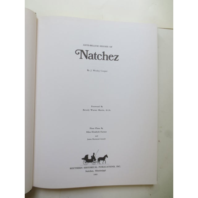 Ante-Bellum House of Natchez, Signed 1st Edition - Image 5 of 10