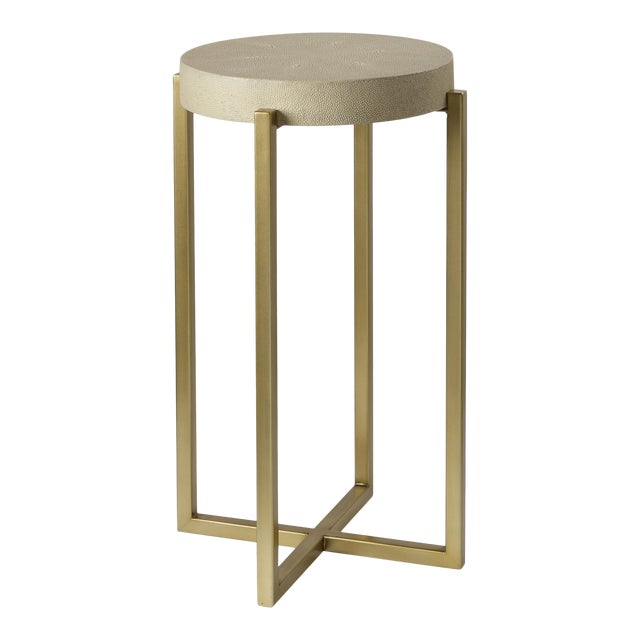 Century Furniture Kendall Round Accent Table For Sale