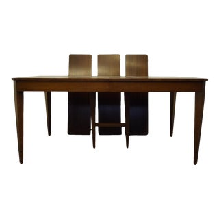 """Paine Furniture Duncan Phyfe Traditional Style 102"""" Dining Table For Sale"""