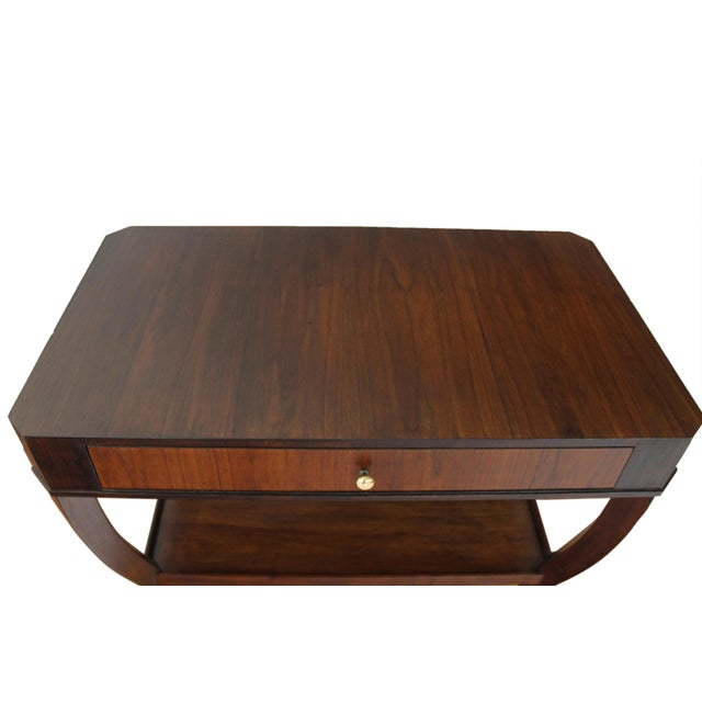 Niermann Weeks Saint Cloud Tables - a Pair For Sale - Image 10 of 12