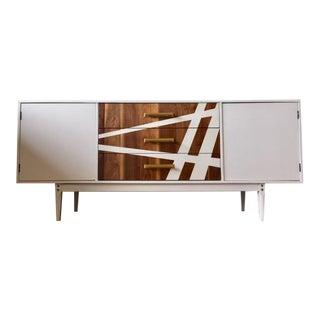 Mid Century Modern Long Dresser/Credenza For Sale