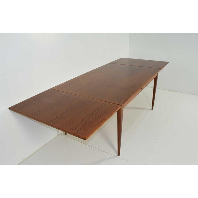 Mid-Century Modern IB Kofod-Larsen Dining Table For Sale - Image 3 of 8