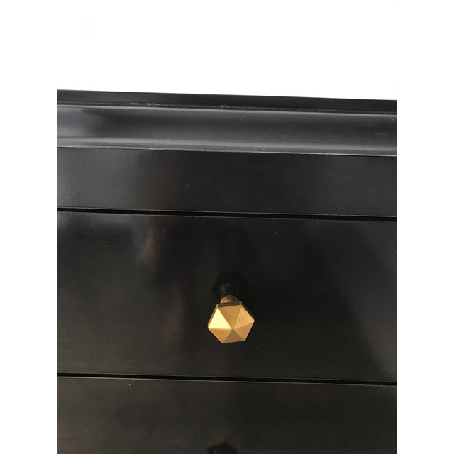 Hickory Chair Alexa Hampton Andrew Side Table - A Pair For Sale - Image 5 of 7
