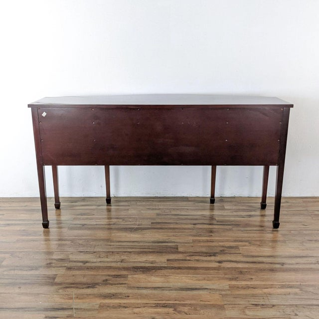 Wood Kindel Chesterwood Federal Style Sideboard For Sale - Image 7 of 12