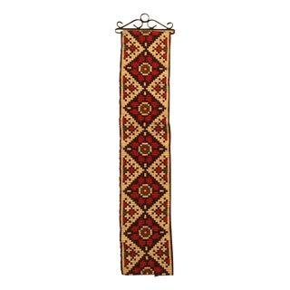 Swedish Folk Art Needlepoint