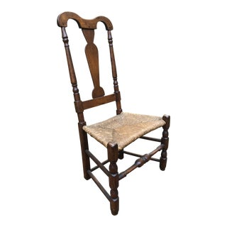 Early 19th Century Dominy Side Chair For Sale