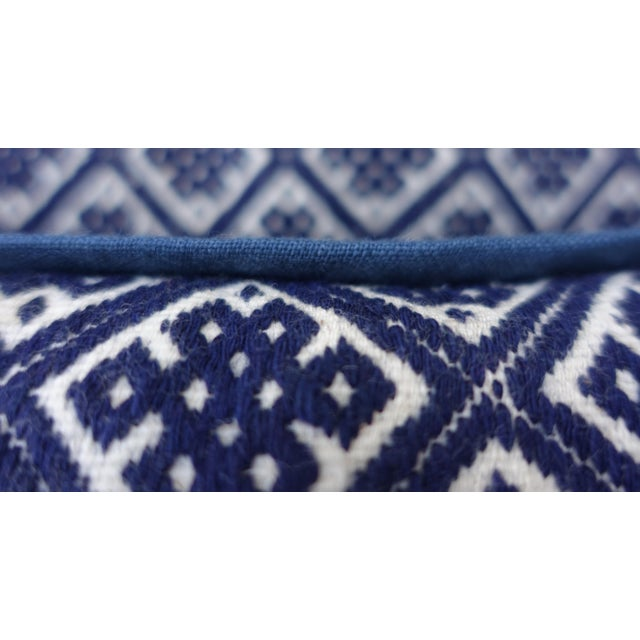 Pair of Cotton Woven Hmong Pillows. - Image 4 of 6