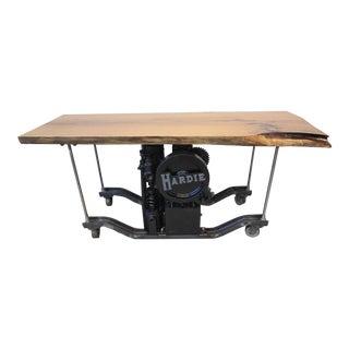 Hardie Pump Table