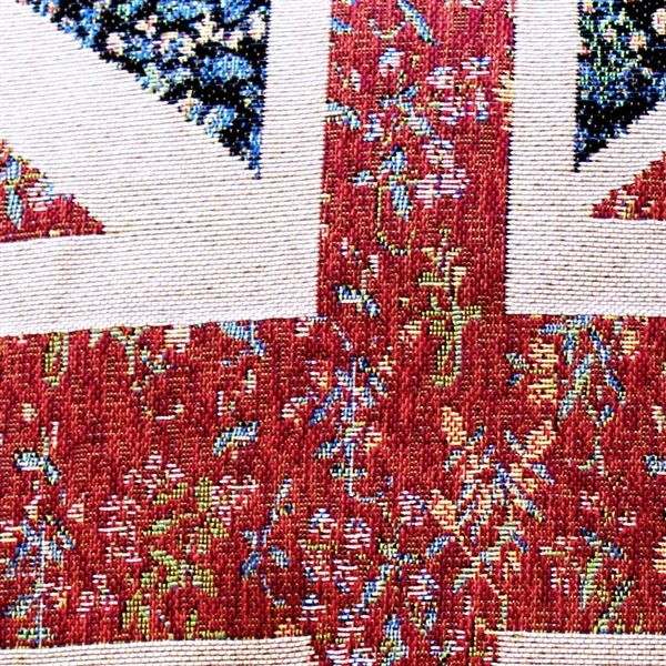Pillow Decor - United Kingdom Flag 15x19 Pillow - Image 2 of 3