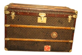 Image of French Trunks and Blanket Chests