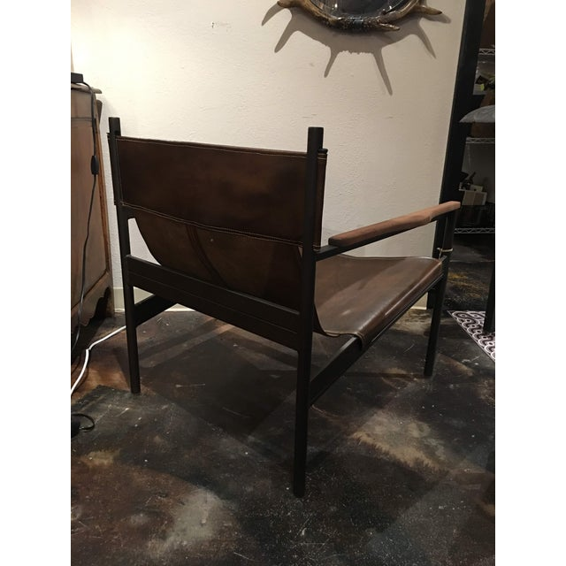 Modern Cisco Brothers Barcelona Chair For Sale - Image 10 of 13