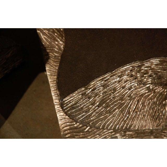 Modern Paul Marra Twist Side Table For Sale In Los Angeles - Image 6 of 9