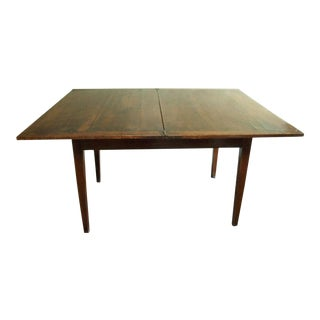 18th C Walnut Directoire Table For Sale
