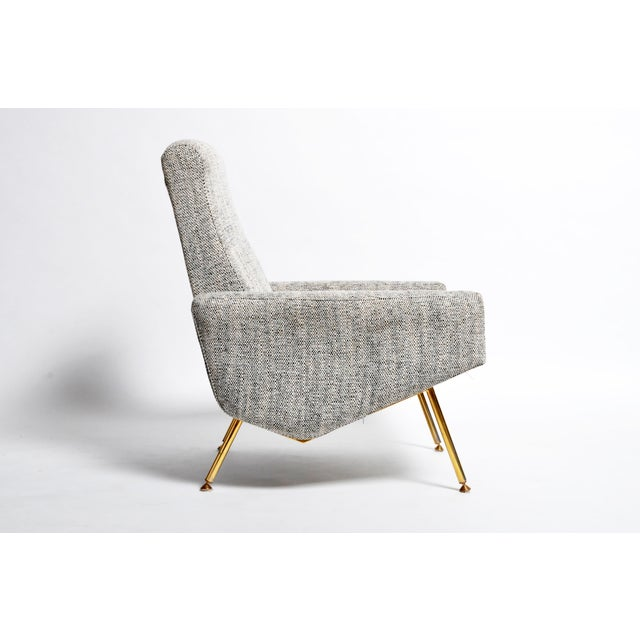 1960s French Airborne Edition Armchairs by Pierre Guariche - a Pair For Sale - Image 5 of 13