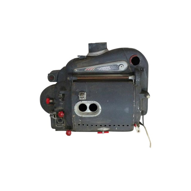 Ashcraft 1930s Movie Theatre Projector Light For Sale