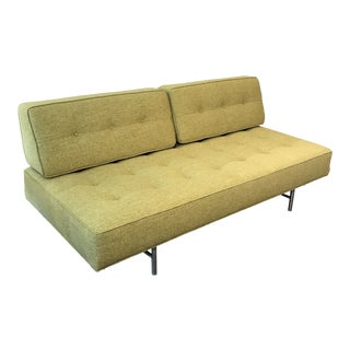 Mid-Century Modern Convertible Daybed Sofa For Sale