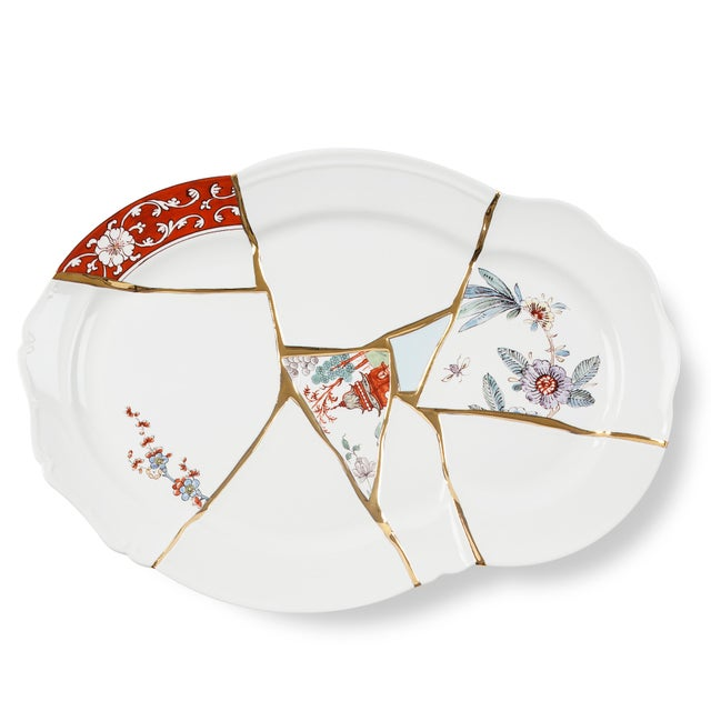 Contemporary Seletti, Kintsugi Tray, Marcantonio, 2018 For Sale - Image 3 of 3