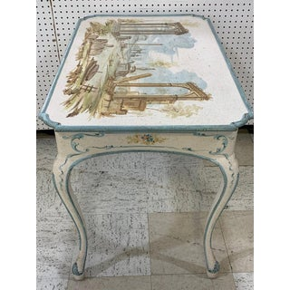 Venetian Painted Table or Desk Preview