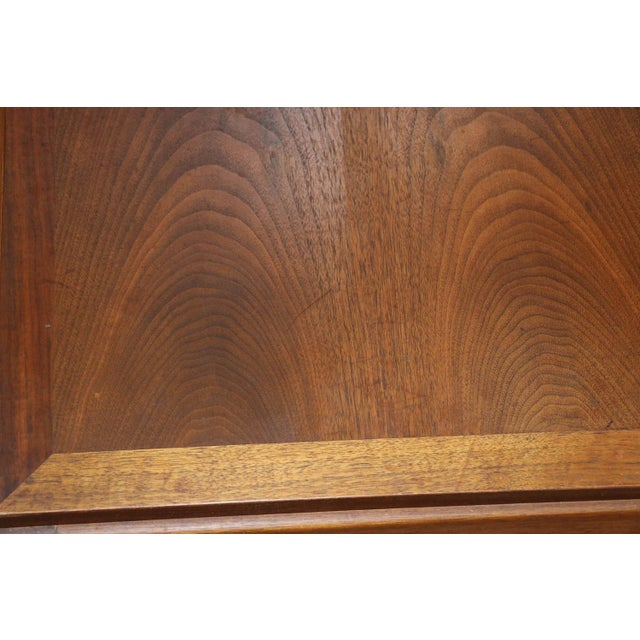 Mid Century Modern Lane Walnut Coffee Table For Sale In Baltimore - Image 6 of 11