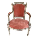 Image of 1900 French Louis XVI Chair For Sale